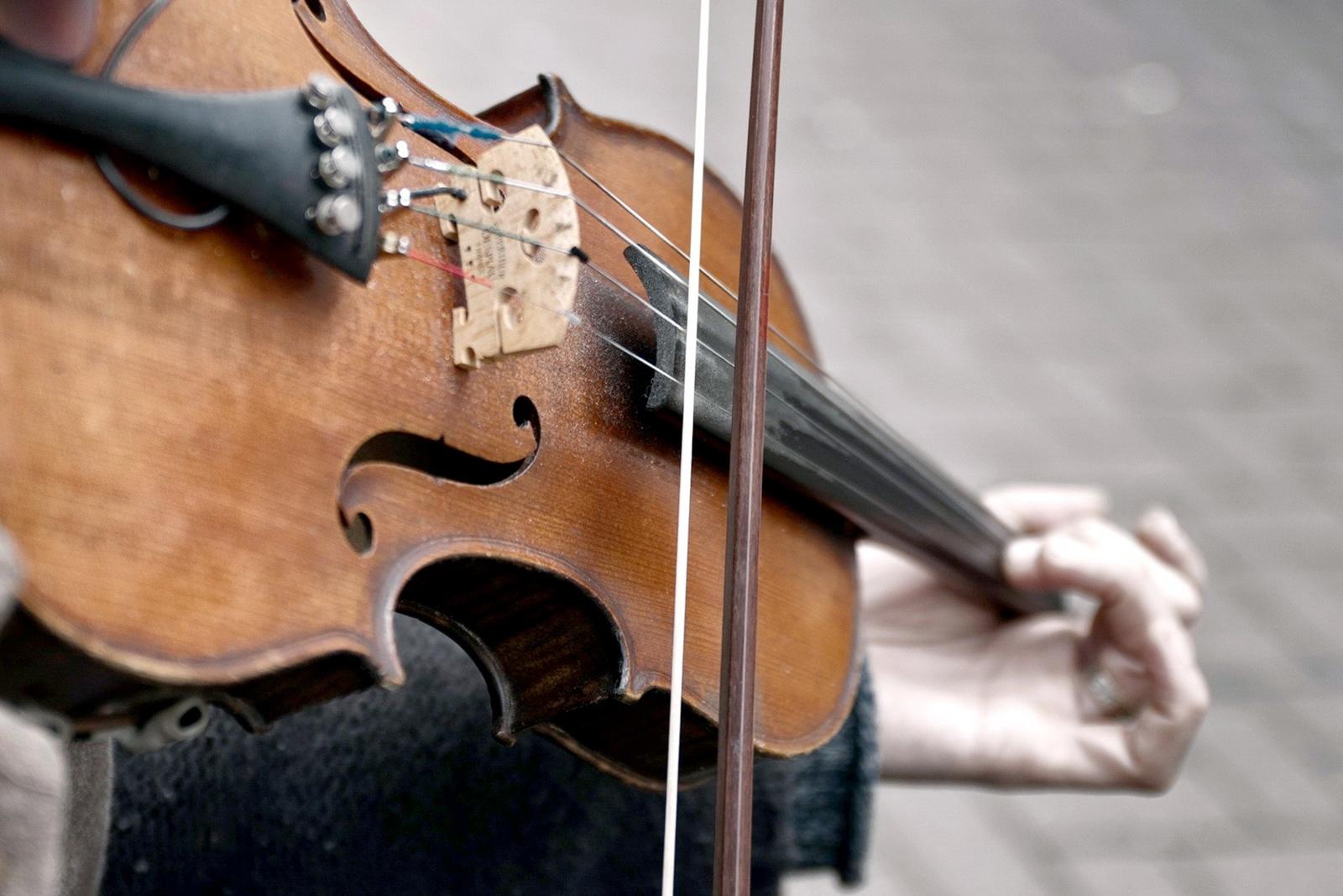 ASCA-Violin